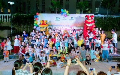 """Exciting Mid-Autumn Atmosphere at """"Kids Got Talent"""" Festivals"""