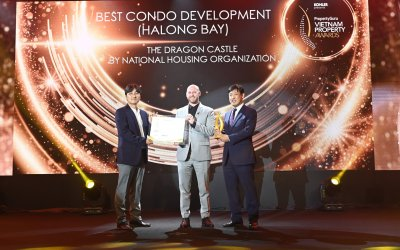 N.H.O was honored at the 6th annual viet nam property awards 2020 with two prestigious awards.